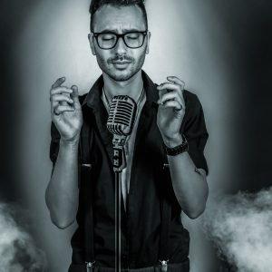 чернобяла фотография портрет black and white photography art